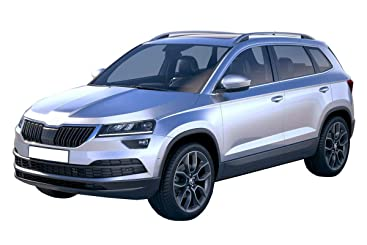 ab 2017 5T/ürer VDP Alu Dachtr/äger RB003 kompatibel mit Opel Crossland X