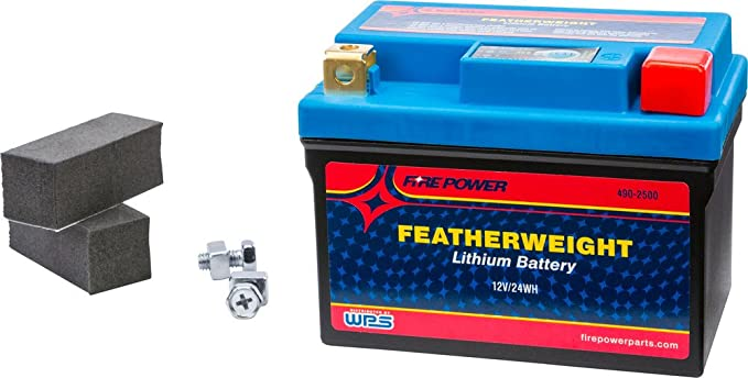 Feather Weight Fire Power Lithium Battery (HJTZ5S-IL)