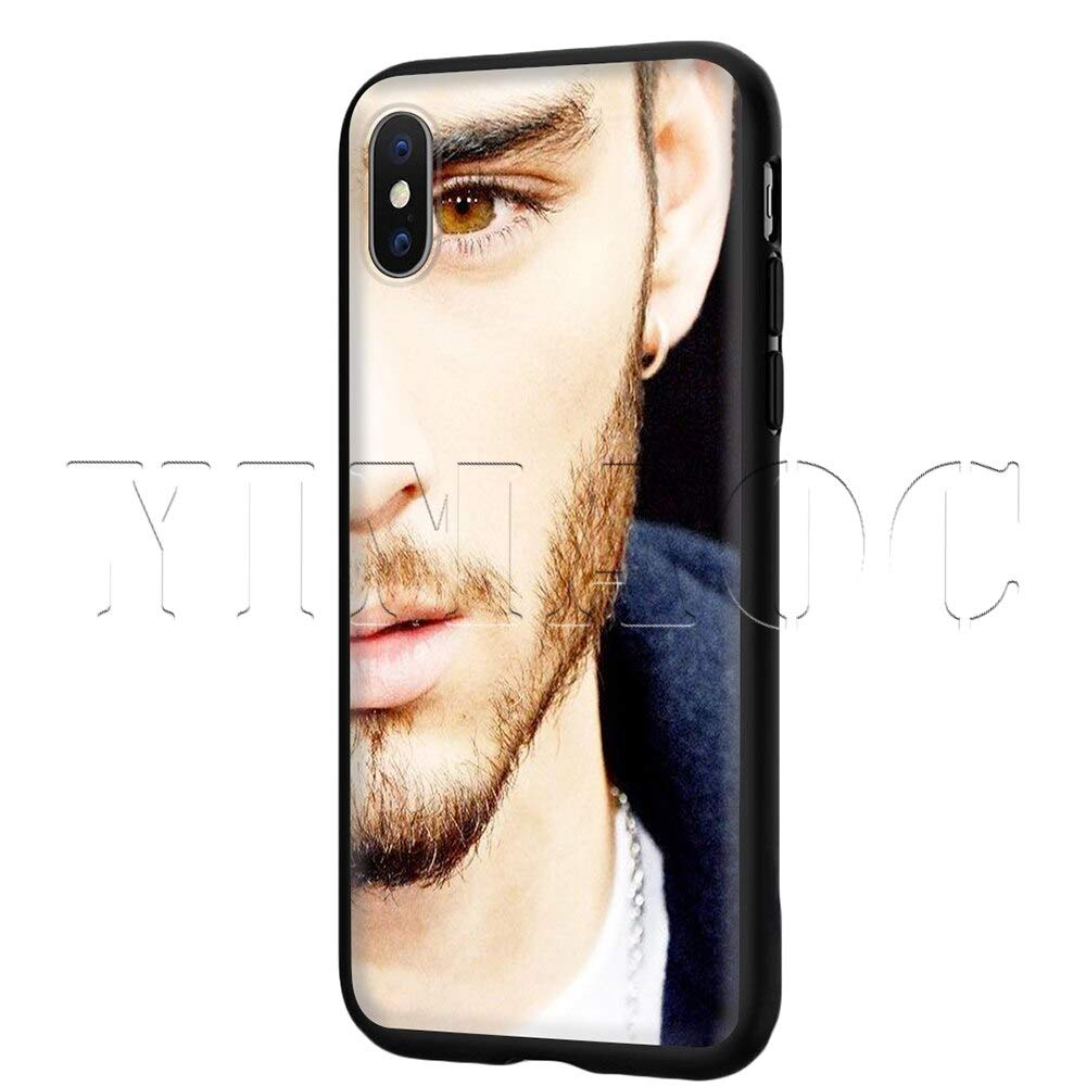 For Apple Iphones 32969535582 Pillowcase Inspired by Zayn Malik Phone Case Compatible With Iphone 7 XR 6s Plus 6 X 8 9 Cases XS Max Clear Iphones Cases TPU Angel Card