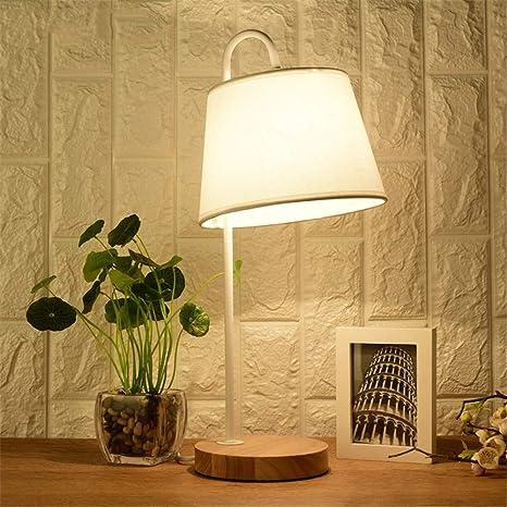 HRCxue Lámparas de mesa y mesilla de noche Dormitorio de ...