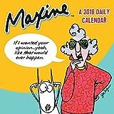 2018 Maxine Desk Calendar