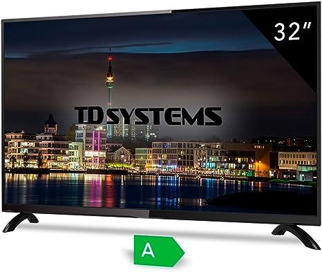 Televisores led HD 32 Pulgadas TD Systems K32DLT3H, Resolución HD ...