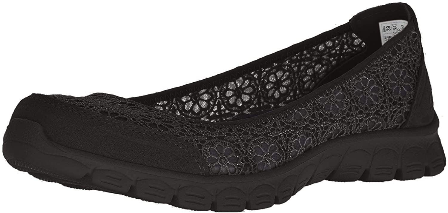 Skechers Sport Women's EZ Flex Flighty Majesty Slip-on Flat