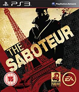 The Saboteur (PS3) [Importación inglesa]