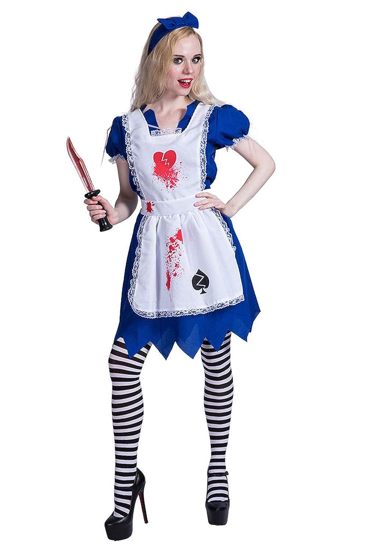 Disfraz de zombi de terror para cosplay, disfraz de diablo ...