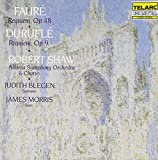 Classical Music : Faure: Requiem, Op. 48 / Durufle: Requiem, Op. 9