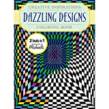 img - for Creative Inspirations Dazzling Designs 2 in 1 Coloring Book book / textbook / text book