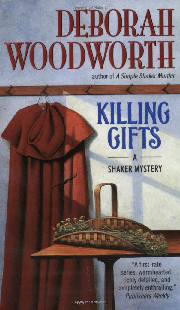 Download Killing Gifts: A Shaker Mystery (Shaker Mysteries) PDF