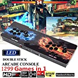 1299 in 1 Video Games LED Double Stick Arcade Console Pandora's Box 5s Classic