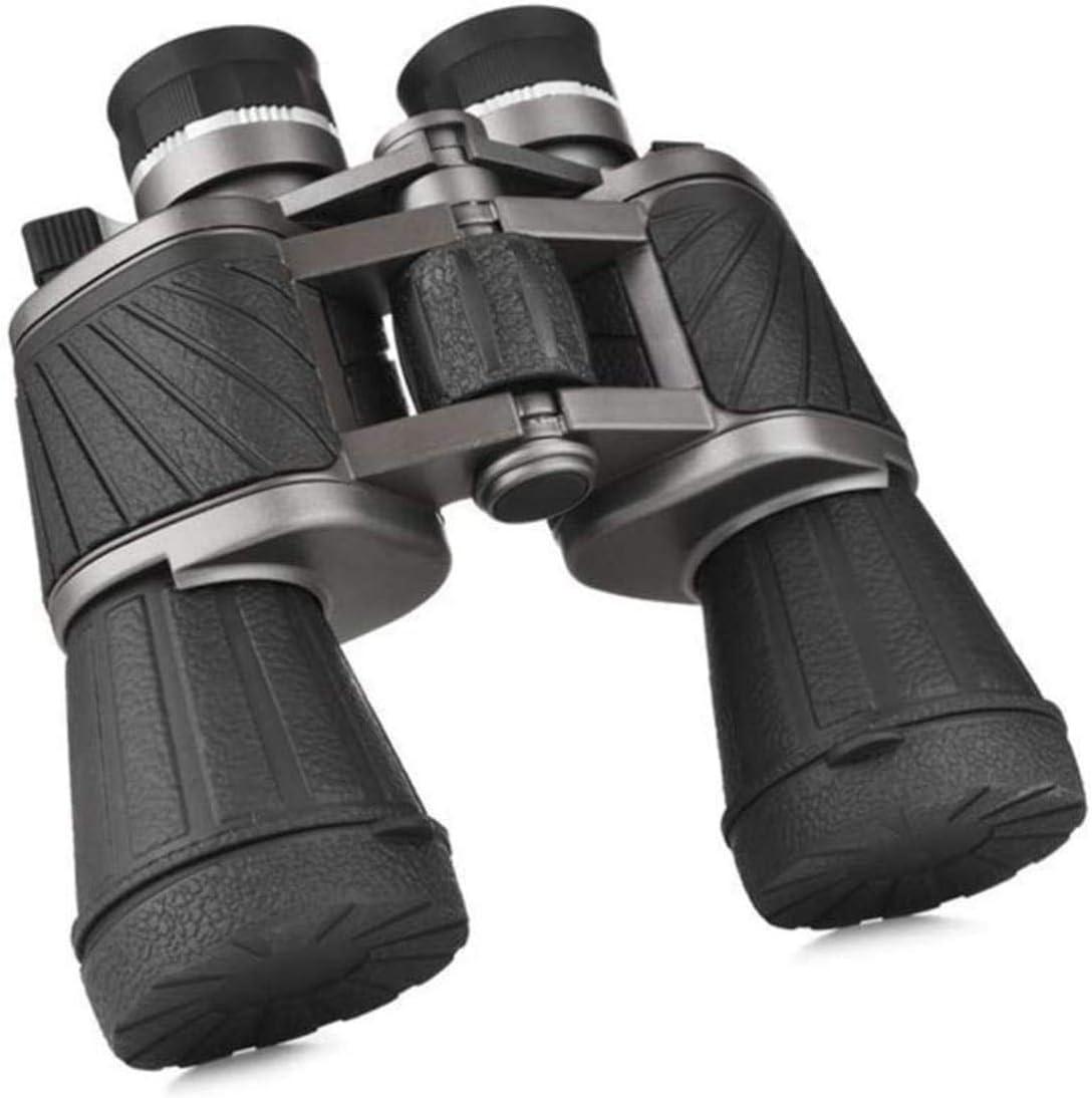 Binoculares para Adultos para Adultos 10x50 Bolsa de niños Compact Niños para Adultos, bajo Rendimiento bajo Luz de Alto Rendimiento Alto Rendimiento HD Profesional Mini Telescopio para n.