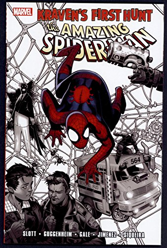 Amazing Spider-Man Kraven's First Hunt TPB New Graphic Novel Marvel Comics