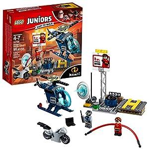 616ra72WwFL. SS300 LEGO Juniors/4+ The Incredibles 2 Elastigirl's Rooftop Pursuit 10759 Building Kit (95 Piece)