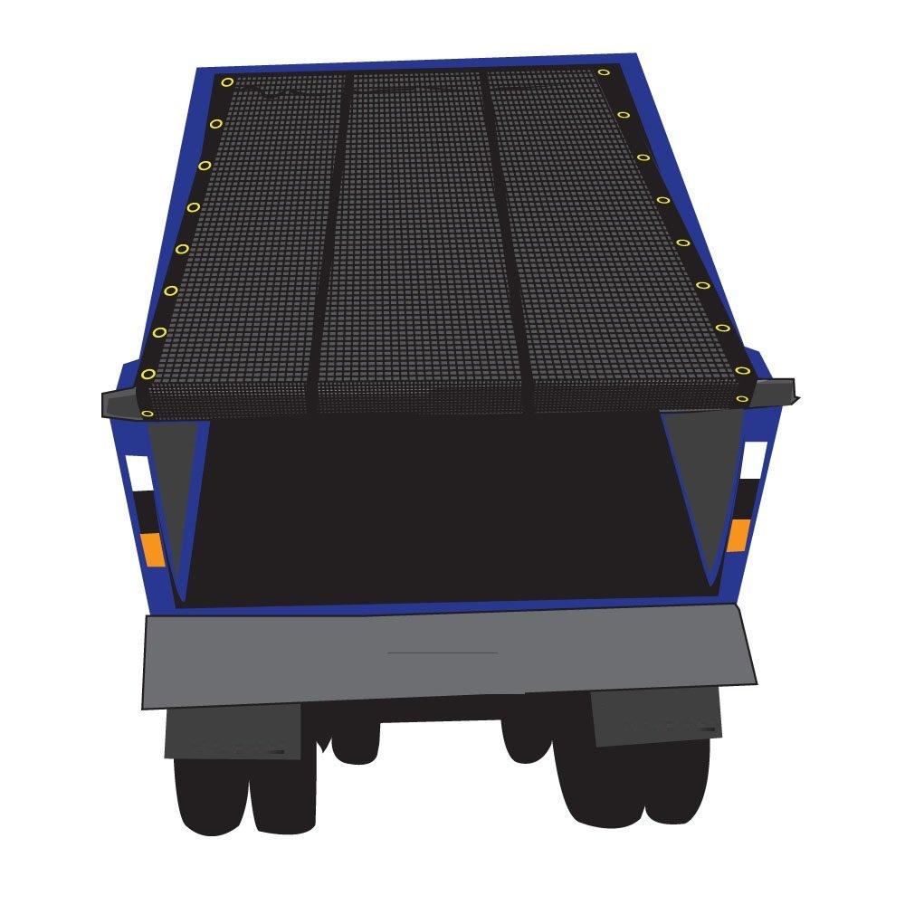 Xtarps - 7' x 16' Premium Dump Truck Tarp - Heavy Duty, Industrial Grade