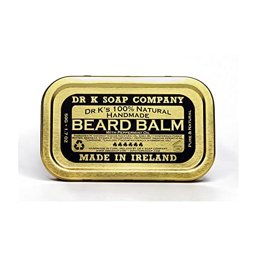 44 opinioni per DR K SOAP COMPANY BEARD BALM WITH PEPPERMINT OIL 50 G
