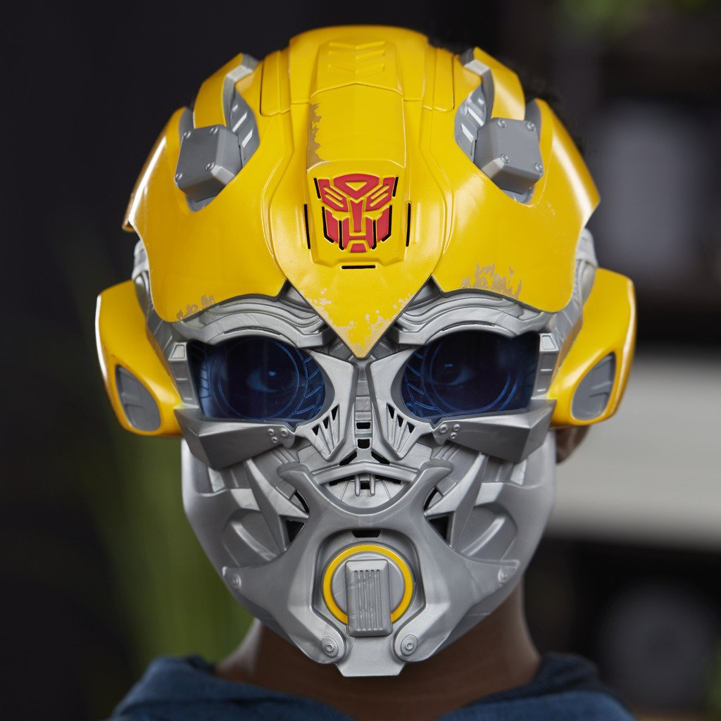 Transformers 5 - Máscara Bumblebee (Hasbro C1324ES0): Amazon.es: Juguetes y juegos