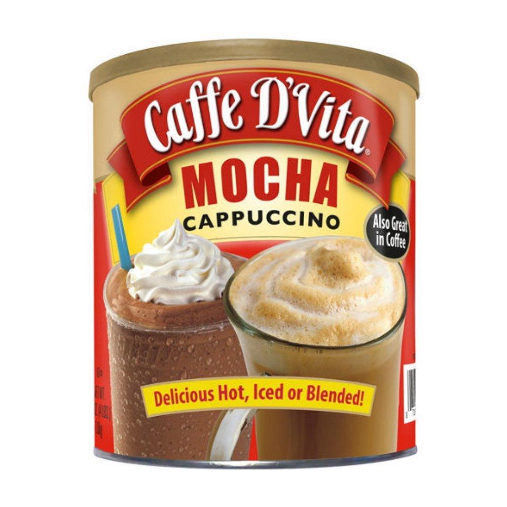 Caffe D Vita Hot Chocolate Sugar Free