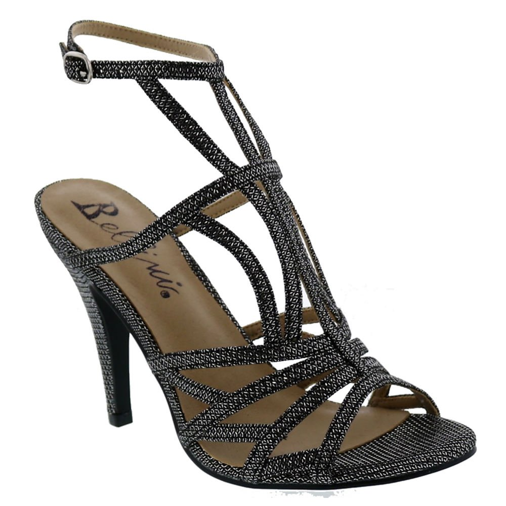 Bellini Maitai Women's Sandal B07C8J4JNY 7.5 C/D US|Black-glitter
