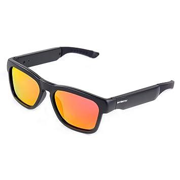 Gafas de Sol inalámbricas con Bluetooth, música Abierta y ...