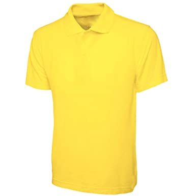 Camisa Polo de algodón para niños y niñas, Camiseta Lisa de Manga ...