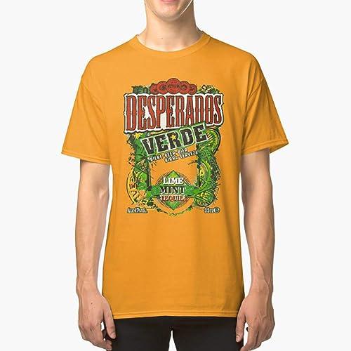 Amazon Com Desperados Verde Label Classic Tshirt T Shirt Tee Shirt Hoodie For Men Women Unisex Full Size Handmade