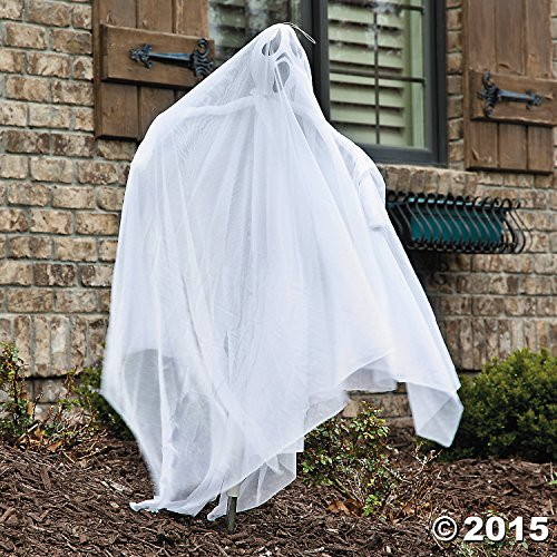 Halloween Ghost Front Yard Decoration Light Up (Halloween Decorations Yard)