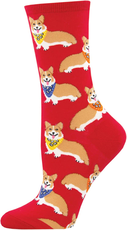Socksmith Women's Corgi Socks