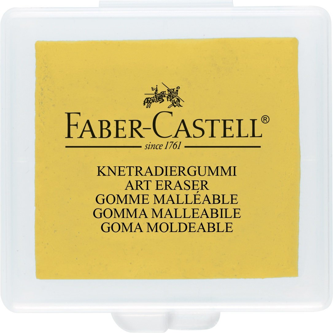 Faber-Castell Kneadable Eraser Assorted Color