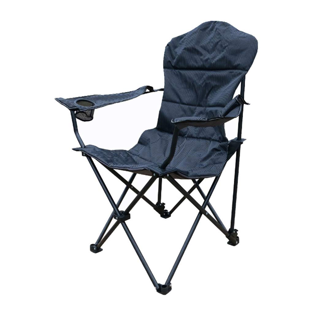 KAI LE Verstellbarer faltender Strand-Stuhl, der tragbaren Camping-Stuhl fischt