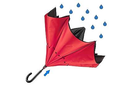 vente chaude en ligne ca1bb 0357b Drybrella - Le parapluie inversé innovant