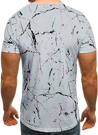 iHPH7 T-Shirts Men Short Sleeve Top Blouse Tee #19052020