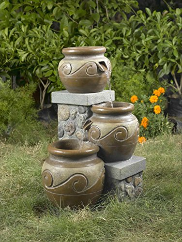 Jeco FCL022 Venice Pot Outdoor/Indoor, Multi