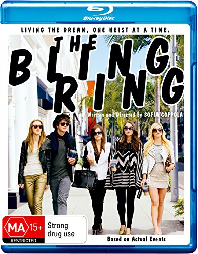 The Bling Ring | Sofia Coppola's | NON-USA Format | Region B Import - Australia