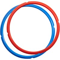 Goldlion Sealing Ring Compatible with Ninja Foodi 5 Quart 6.5 Quart and 8 Quart Silicone Gasket Accessories Rubber…