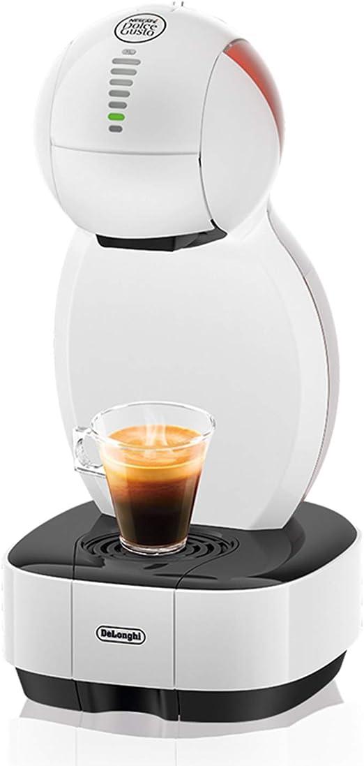 Dolce Gusto Delonghi EDG355.W1 Cafetera de capsulas, 1600 W, 0.8 litros, plástico, Blanco: Amazon.es: Hogar
