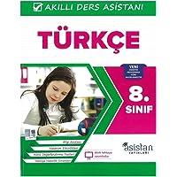 Asistan Yayınları 8.Sınıf Türkçe Akıllı Ders Asistanı