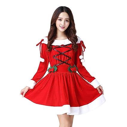 Sylar Vestido De Fiesta Navidad Traje De Navidad Vestidos ...