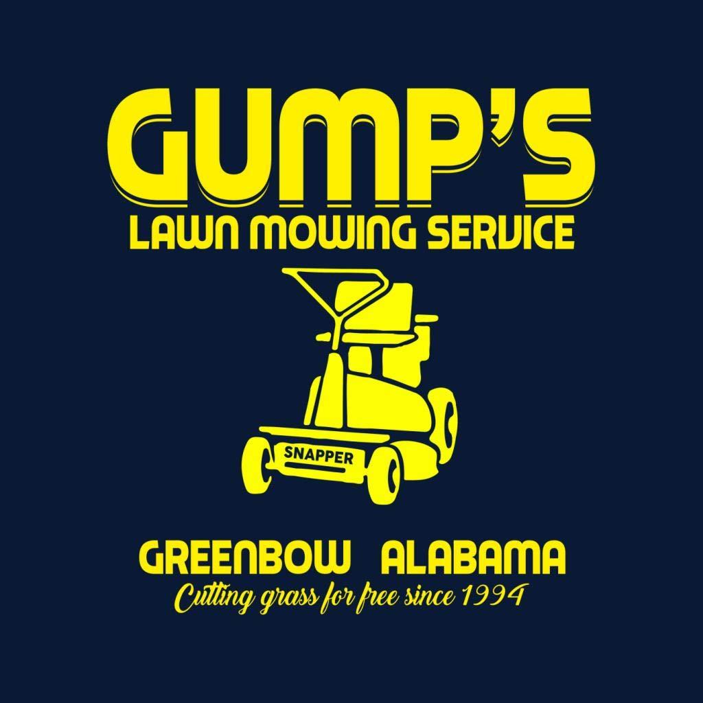 Cloud City 7 Gumps Lawn Mowing Service Forrest Gump Kids Varsity Jacket: Amazon.es: Ropa y accesorios