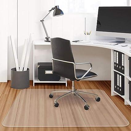 tailles diverses 75x120cm transparent en vinyle Tapis prot/ège-sol Office Marshal/® antid/érapant pour moquettes
