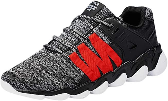 Zapatillas Deporte Hombres Mujer Gimnasio Running Zapatos para ...