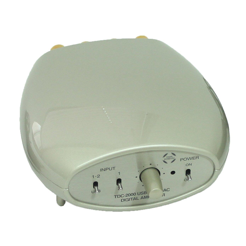 TDC-2000 USB NOS-DAC デジタルアンプ B078K3ZH5C