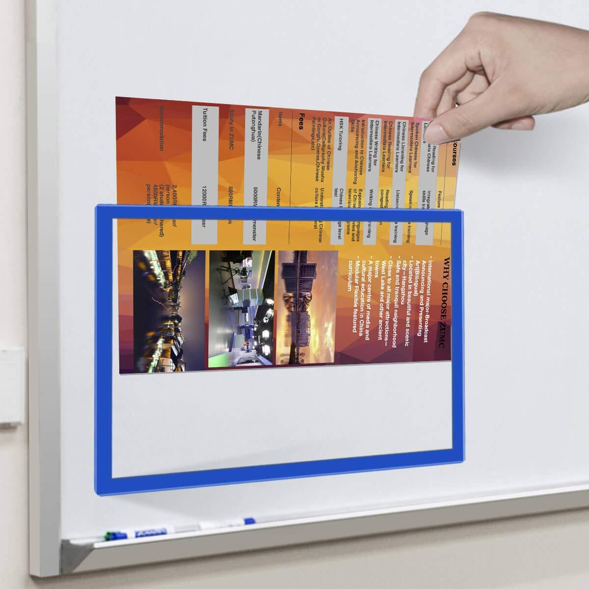 Amazon.com: Portafolios magnético para cartas, archivadores ...