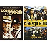 Lonesome Dove - 2-Disc Collector's Edition & Comanche Moon DVD