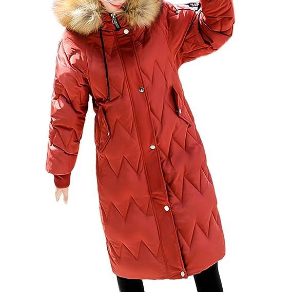 Darringls Navidad Chaqueta Mujer Invierno, Abrigos Gabardinas para Mujer Chaqueta Cosiendo Moda Parka Corta SeccióN: Amazon.es: Ropa y accesorios