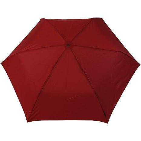 Samsonite Rainflex Paraguas 3, Color Rojo/Azul Oscuro