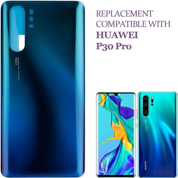 Swark Akku Deckel Backcover Kompatibel Mit Huawei P30 Elektronik