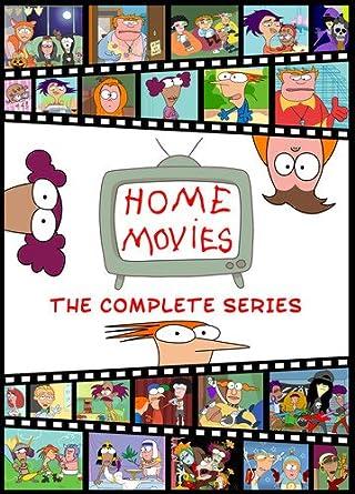 Amazon com: Home Movies: The Complete Series: Brendon Small, H  Jon