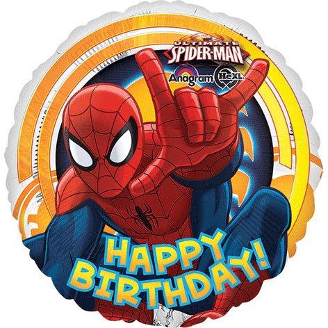 The Ultimate Spiderman Happy Birthday 17
