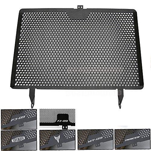 Motorcycle Radiator Guards - Motorcycle Radiator Guard Grille Oil Cooler Cover FOR YAMAHA MT-09 MT09 TRACER ABS 900 XSR900 FZ09 FJ09 MT FZ 09 plotter 900