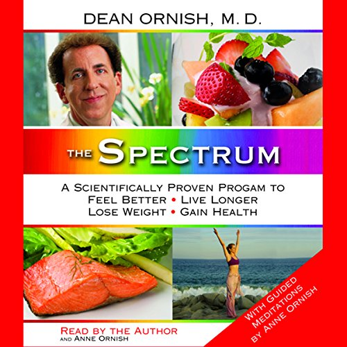 The Spectrum A Scientifically Proven Program To Feel Better Live Longer Lose Weight And Gain Health Epub