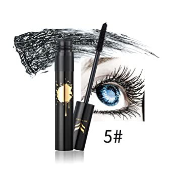 Heyl Mascara Waterproof Voluminous,Multicolor, Eye Lashes Extension (D)